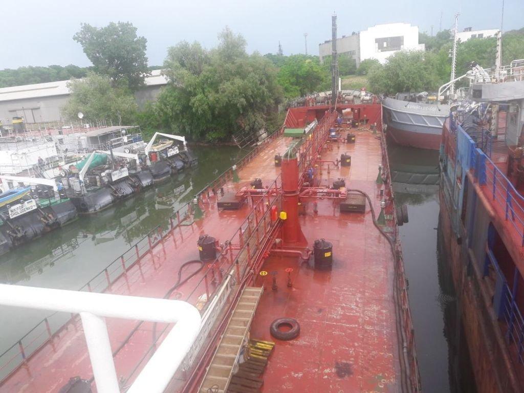 ВОдесской области задержали судно, нелегально переправлявшее людей вКрым