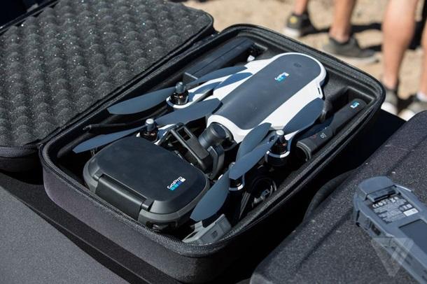 GoPro выпустила новые экшен-камеры иквадрокоптер