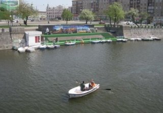 лодки харьков на прокат набережная