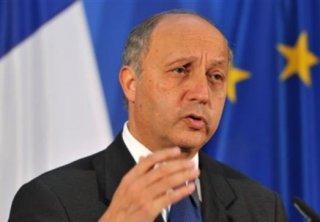 Министр иностранных дел франции лоран